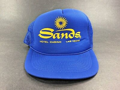 018d0a02338 VINTAGE COUNTRY STAR Las Vegas Hat Cap Snapback Casino New Old Stock ...