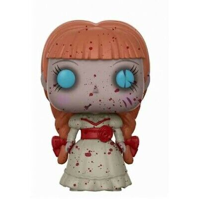 Funko Pop Movies Annabelle Bloody Le Vynil Figure New!