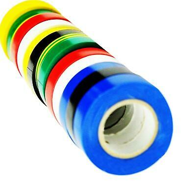Electrical PVC Insulation Insulating Tape Flame Retardant Extra Long 33m Roll