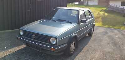 VW Golf 2 1.6D, Bj.1988, 54 PS, unverbastelt & original
