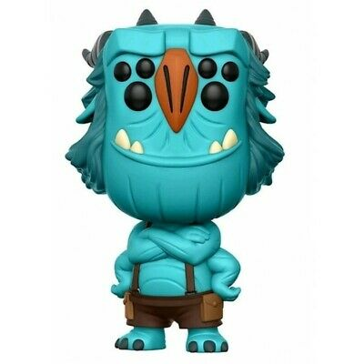 Funko Pop Culture Tv Trollhunters Blinkous Galadrigal Vinyl Figure New!