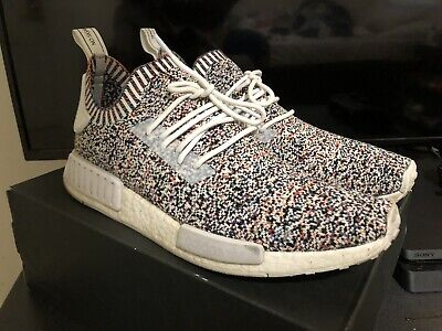 uk availability 080cd 0f13d ADIDAS NMD R1 pk Color Static