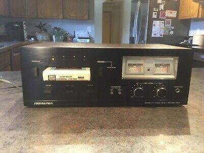 SOUNDESIGN TX 459 Stereo 8 Track Player / Recorder
