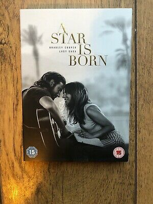 A Star is Born  [2018] (DVD) Bradley Cooper, Lady Gaga, Andrew Dice Clay.