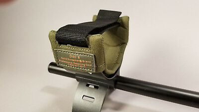 They're BACK! Padded Arm Cuff Cover with Strap for Minelab Equinox 600 or 800