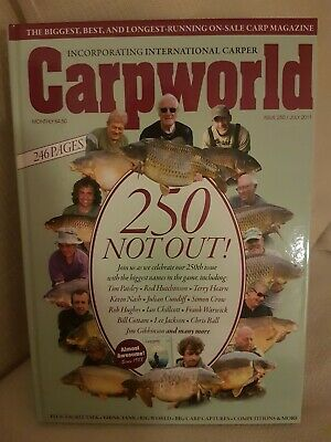 Signed x 3,  4/100 Carp Bait Fishing Book Limited First Edition Carpworld