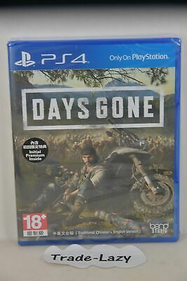 NEW PS4 Days Gone (HK, Chinese/ English) + DLC