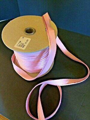 """1//8/"""" W LIGHT BLUE CORDED TRIM 8 YDS VERY NARROW PIPING DOLL CLOTHES COTTON LD-6"""