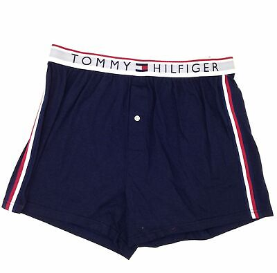 bc40a45c9276 $52 Tommy Hilfiger Underwear Men's Red Blue Striped Modern Boxer Brief Size  M