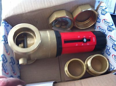 """RWC-SYR PRED 315 050 Commercial 1 1/2"""" MBSP 315I Pressure Reducing Valve DN40."""