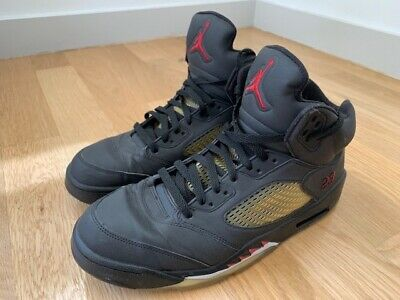uk availability faeb0 f0f74 2009 JORDAN 5 Retro DMP Raging Bull 3M 136027-061 Size 12