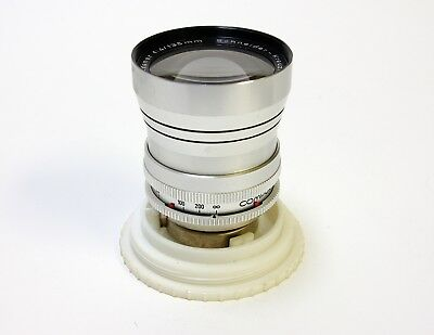 Kodak Retina 135mm F4.0 Schneider Tele-Xenar for Retina Reflex. Very Good Cond'