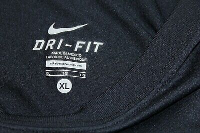 dbc4848f NIKE DRI FIT Mens Athletic Shirt Size XL / TG / EG TRAINING - $5.99 ...