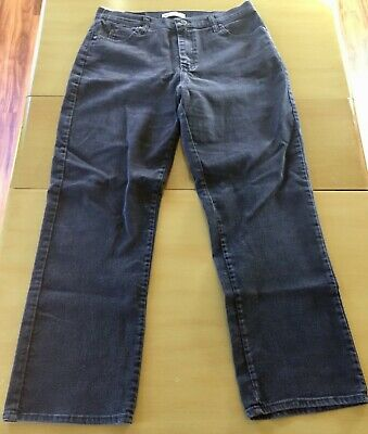 65e37389 NWT WOMENS LEE Relaxed Fit Straight Leg Jeans Size 12 Short - $17.00 ...