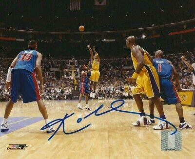 a1db7530e1254 KOBE BRYANT HAND signed autographed 8x10 - LAKERS