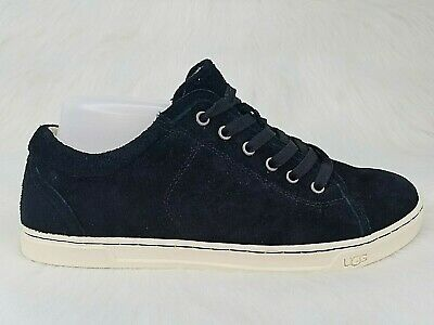 b52b5616d22 UGG TOMI WATER Resistant Suede Sneaker Shoes Womens 6.5 Leather ...