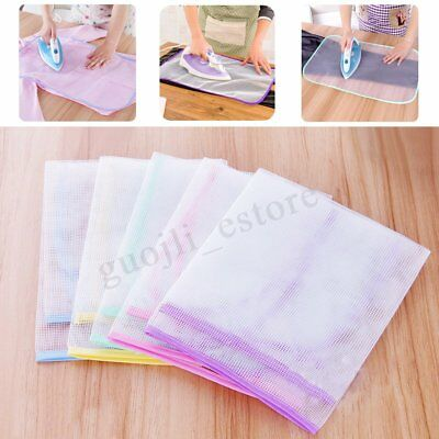 Protective Press Wire Mesh Ironing Cloth Delicate Garment Clothes Ironing Covers