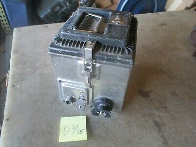 USED WATER & Ration Heater, MRE, 24v, Military Vehicle Mounted Works on