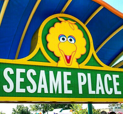 Sesame Place Theme Park 2-Day Tickets $29.99  A Promo Discount Savings Tool