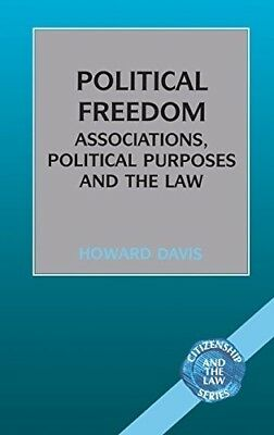 New, Political Freedom: Associations, Political Purposes and the Law (Citizenshi