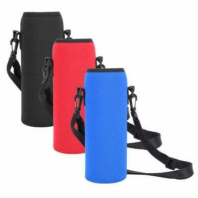 1000ml Water Bottle Carrier Insulated Cover Neoprene Holder Bag Case Pouch Cover