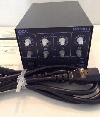 CCS Power Supply Unit for LED Lights PD2-3012-4(A)