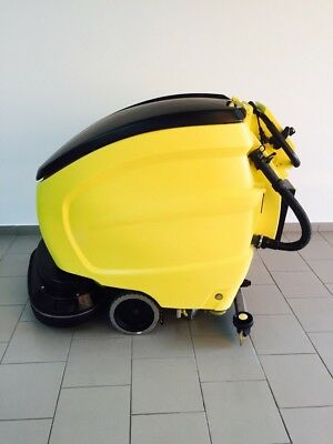 Karcher BD 750 SCRUBBER DRYER WITH NEW BATTERY