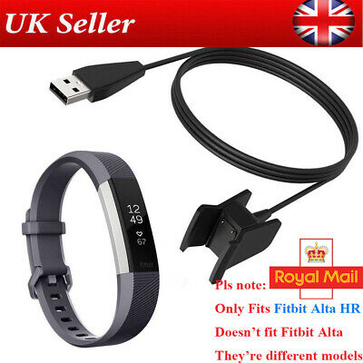USB Charging Cable Charger Lead for Fitbit Alta HR Wireless Activity Wristband