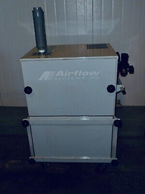 AIRFLOW PORTABLE INDUSTRIAL AIR FILTRATION SYSTEM V2 w/ VIBRA-PULSE