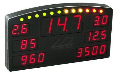 LDperformance Racing Dash display Ecumaster ME221 Megasquirt DTA haltech Link G4
