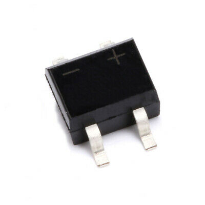 0.5A 1000V Bridge Rectifier Single Phase Glass Passivated MB10S SOP-4 Diode