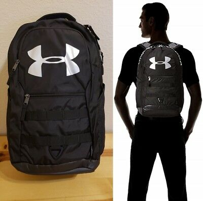 4791c871be UNDER ARMOUR UNISEX Big Logo 5.0 Backpack, Blue Infinity/Steel NWT ...