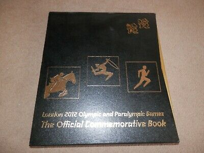 London Olympics 2012 Commemorative Book Limited Edition Slipcase #1216 of 2012