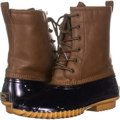 7740af12f7d The Original Duck Boot by Sporto Ariel Lace Up Duck Rain Boots 657