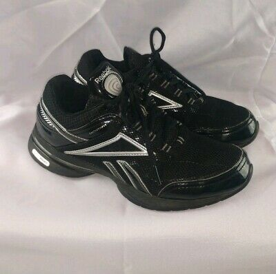 8f8fae33d Reebok Womens Easytone Inspire Fitness Walking Shoes Size 6.5 Black  Smoothfit