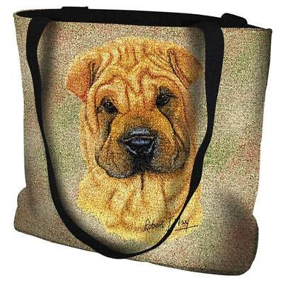 Sharpei 1173-B Tote Bag (Robert may) Pure Country NEW