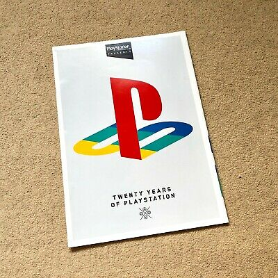 Official PlayStation Magazine 'Twenty Years of PlayStation' - 20th Anniversary