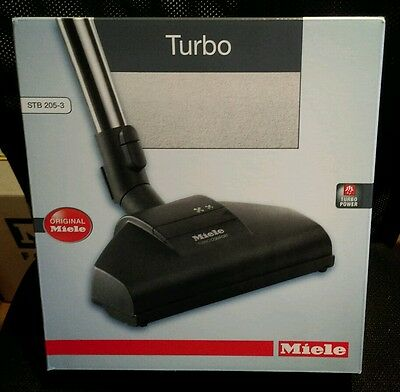 Miele STB205-3 turbohead for cylinder vacuum cleaner- brand new