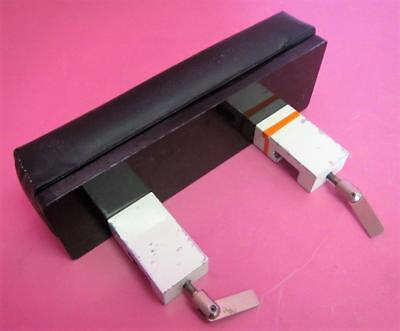"""OR Surgical Table Rail Mount Patient Support Body Positioner (14""""x4"""") w/ Pad"""