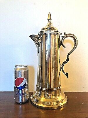 Antique Silver Plate /Pitcher/ Server-Reagal!  Liquidating Huge Family Estate