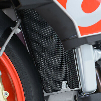 R&G Radiator Guard for Aprilia Tuono V4 1100, RSV4 15-19, RSV4 1100 Factory 19