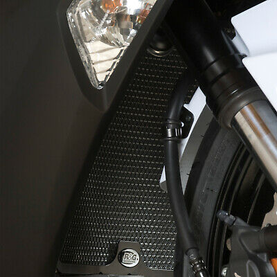R&G Radiator Guard for Kawasaki ZX6-R 13-18