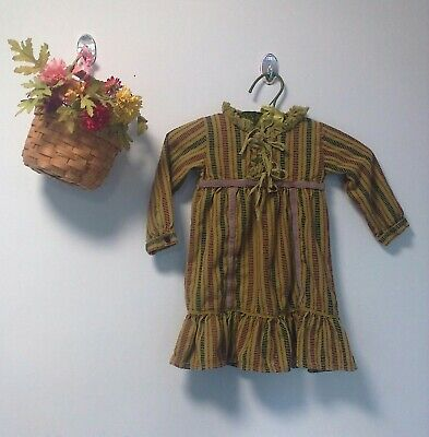 345a13e1ad2e Hippie boho baby girls dress size 2 Sophie Catalou made in India gypsy green