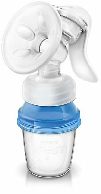Avent NATURAL BREAST PUMP Baby/Toddler/Child Nursery Feeding Parenting BNIB