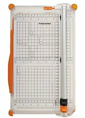 Paper Trimmer A4 - Fiskars Personal Precision Cutter Trimmer Guillotine Measure