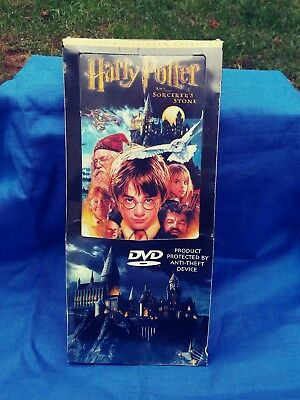 NEW SEALED DVD Harry Potter and The Sorcerer's Stone Special Widescreen Edition
