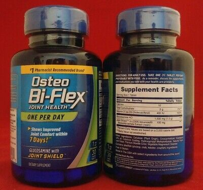 Osteo Bi-Flex Joint Health One Per Day 30 Coated Tablets (Pack of 2)