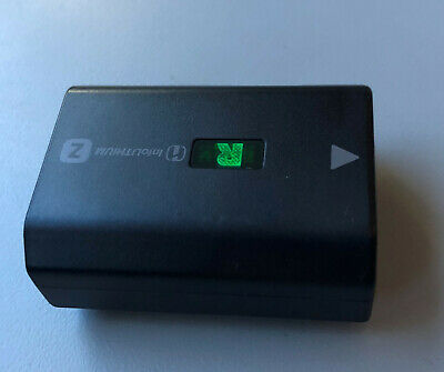 Sony NP-FZ100 Rechargeable Lithium-Ion Battery (2280mAh) New, Open box