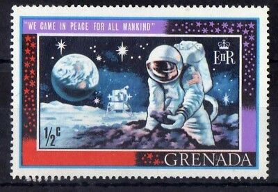 Grenade 1969 First Man on the Moon