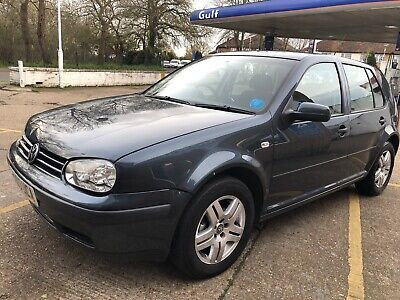 Volkswagen Golf 1.6 litre Petrol Automatic Low Mileage